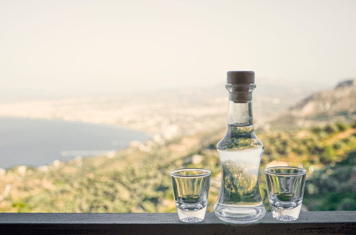 Cretan Raki – The Ancient Rocket fuel!
