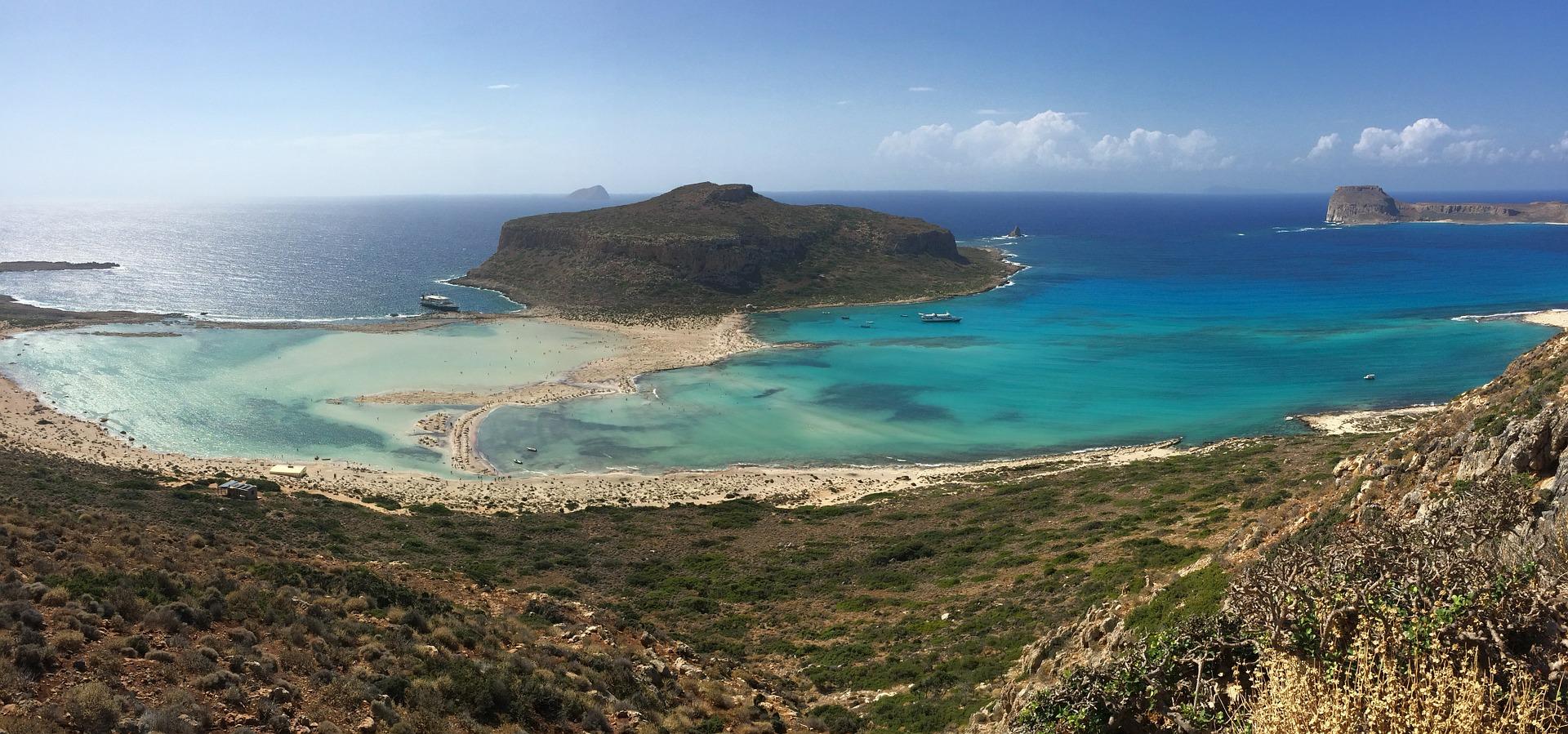 Destination Crete!