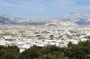 Winter holidays in Crete